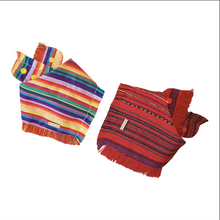 Load image into Gallery viewer, Hot Tamale Frayed Dog Bandana