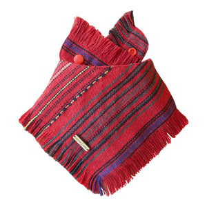 Hot Tamale Frayed Dog Bandana