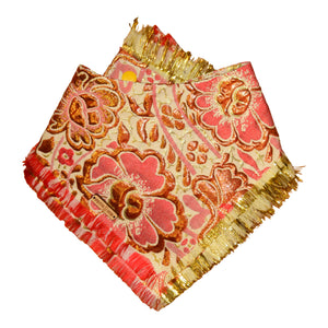 Primrose Frayed Dog Bandana