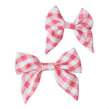 Load image into Gallery viewer, Hunny Bunny Sailor Bow / Bow Tie