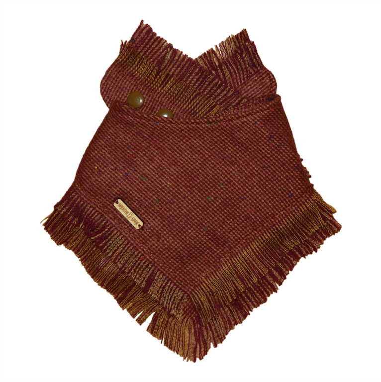 Phoenix Frayed Dog Bandana