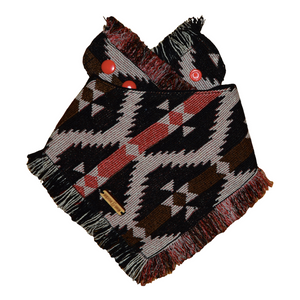 Sedona Frayed Dog Bandana