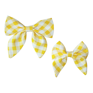 Spring Fling Sailor Bow / Bow Tie