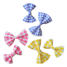 Load image into Gallery viewer, Summer Picnic Bows or Bow Ties