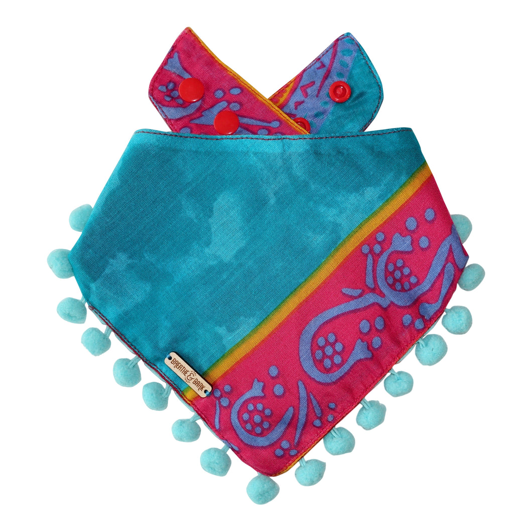 Tequlia Sunrise Dog Bandana
