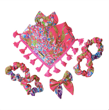 Load image into Gallery viewer, Cherished Rose Sailor Bow / Bow Tie