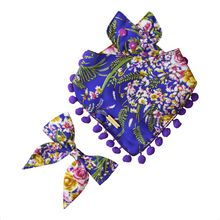 Load image into Gallery viewer, Totally Blossom Sailor Bow / Bow Tie