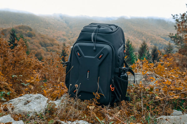 ENDURAX SHELLX P01 CAMERA AND DRONE BACKPACK