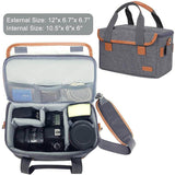 Endurax Waterproof Camera Backpack with Shoulder Bag - Enduraxphoto Camera bag backpack
