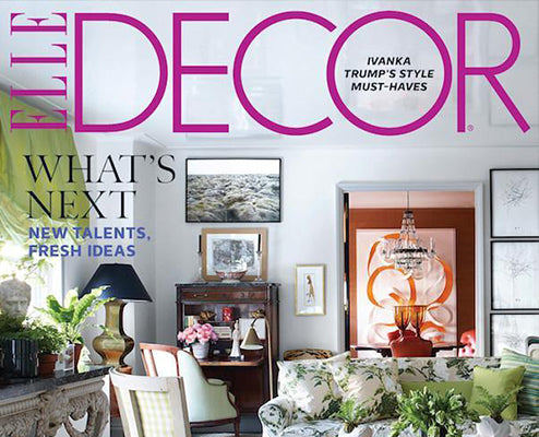 The Exchange Int Featured in Elle Decor | Paavo Tynell
