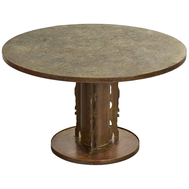 Philip an dKelvin LaVerne Etruscan Table The Exchange Int