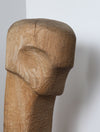 Johannes Aaberg, Untitled 'Abstract Head', Denmark, circa 1930-1940s - The Exchange Int