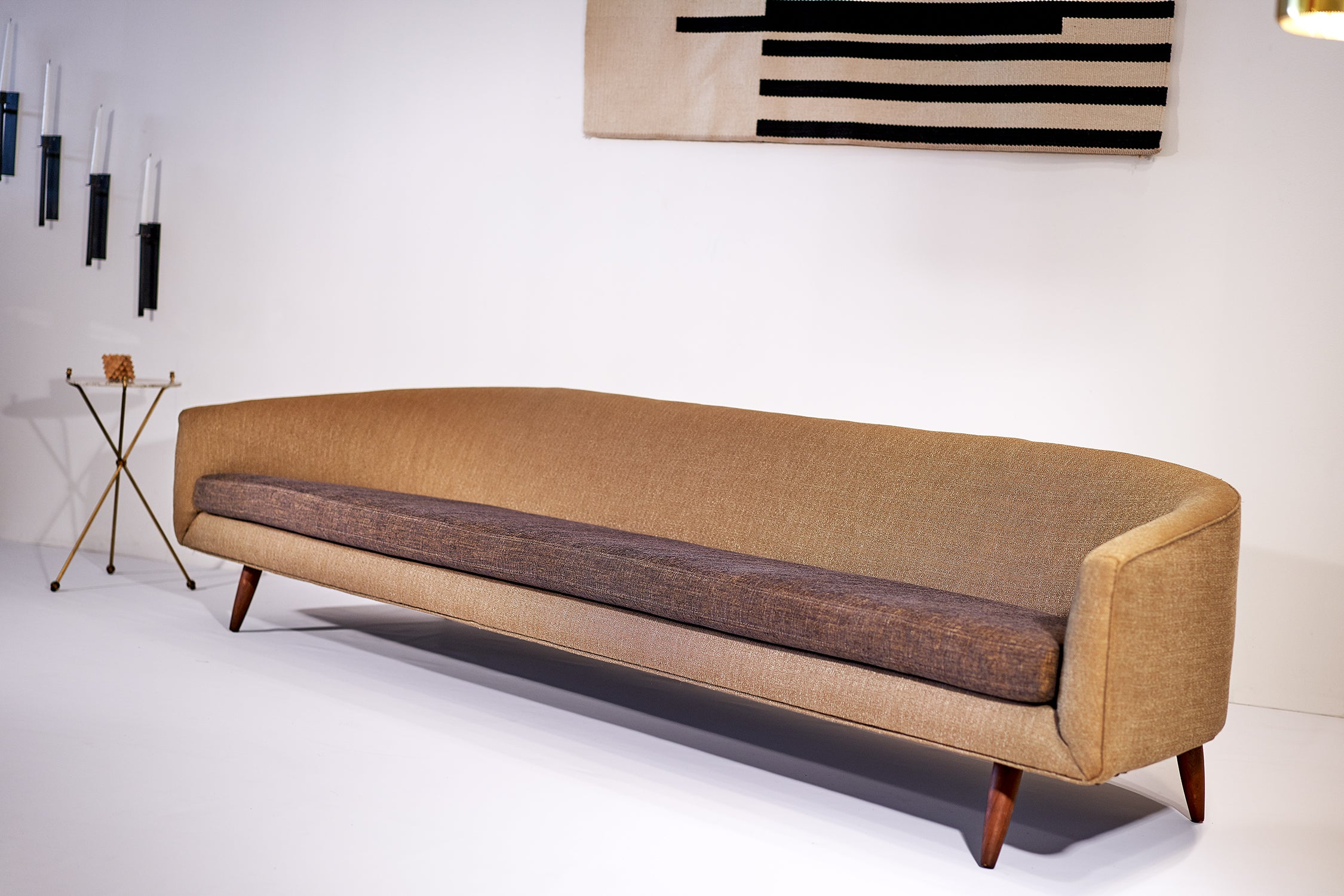 1950s Adrian Pearsall for Craft Associates Cloud Sofa