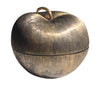 Janna Thomas De Velarde for Tiffany & Co. Gilt Sterling Silver Apple Pill Box, circa 1970's - The Space Detroit