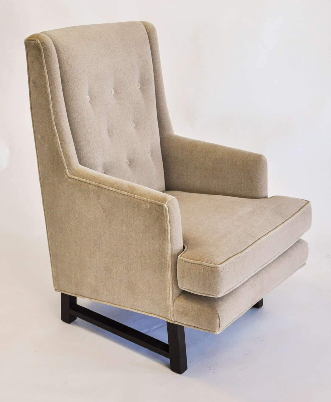Armchair Designed by Edward Wormley for Dunbar 1950s