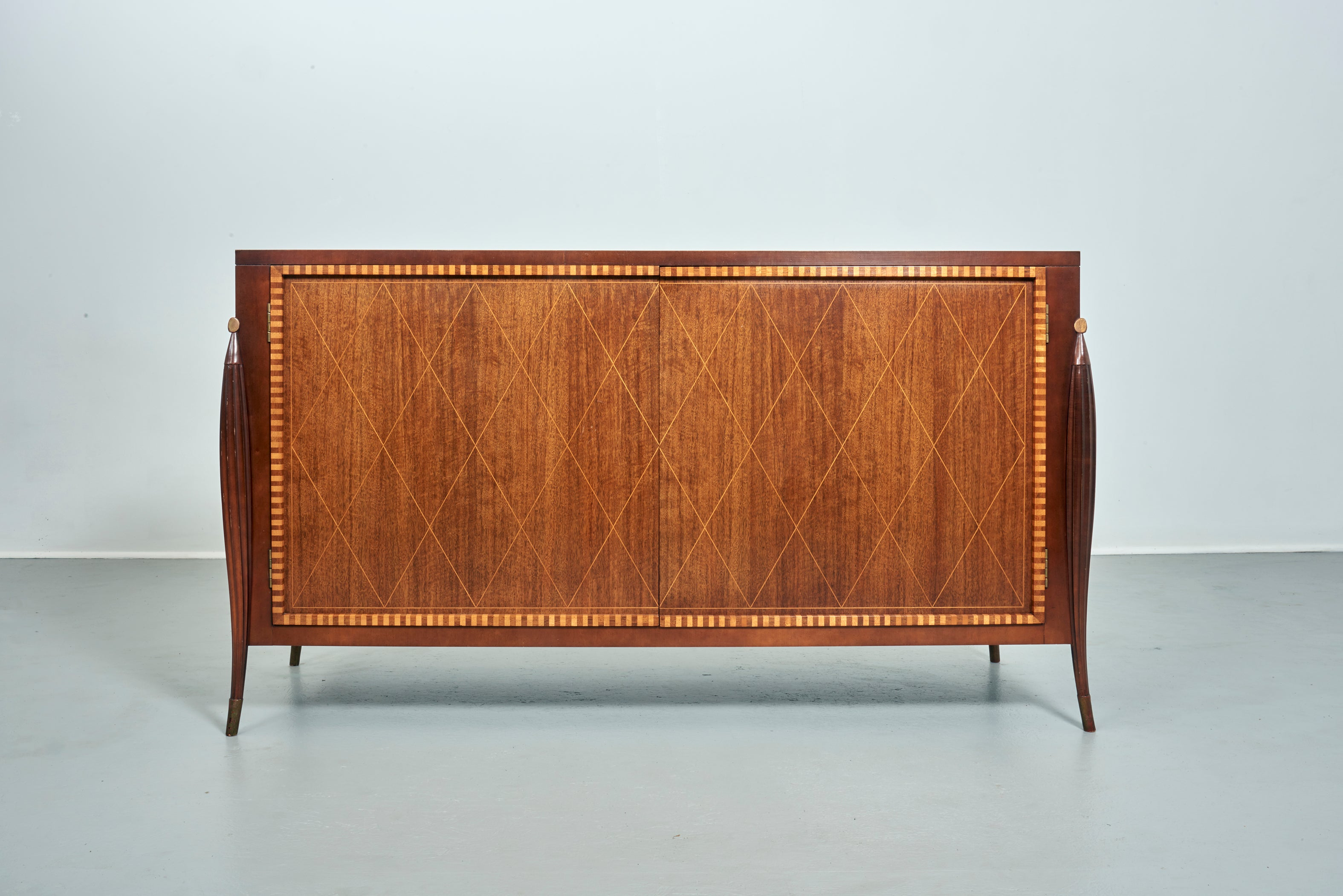 Credenza by Baker Furniture Company, circa 1980's