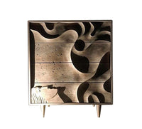 "Caleb Woodard ""FIRMAMENT"" Chest of Drawers"