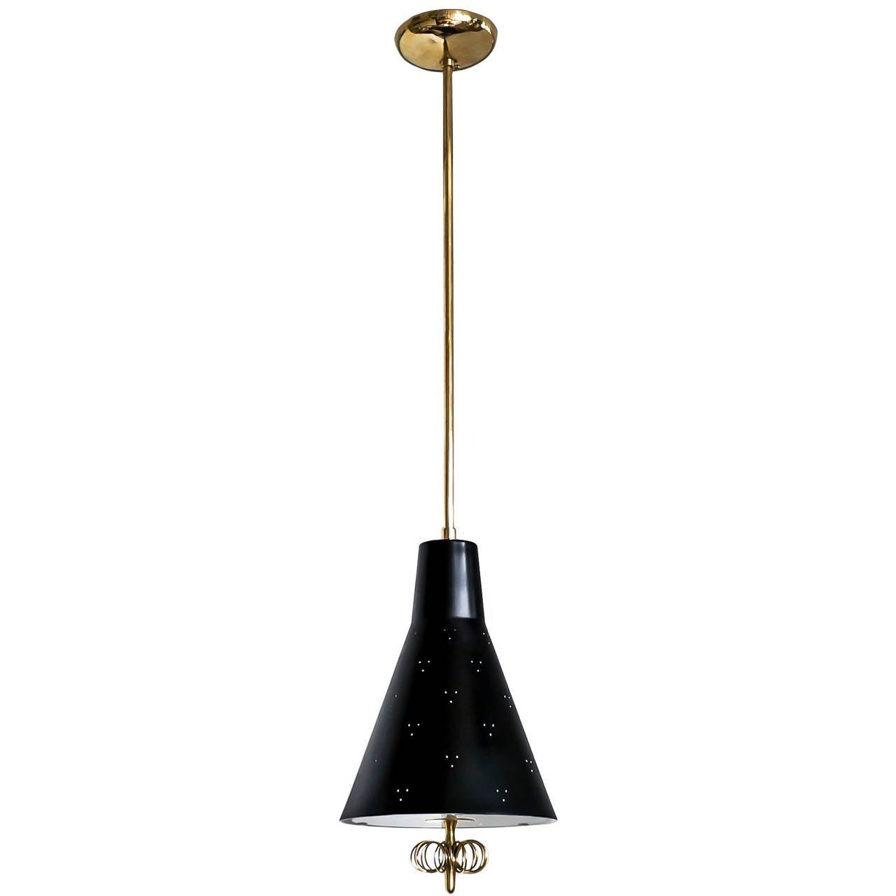 Paavo Tynell Ceiling Light, Taito Oy, Early 1950s - The Exchange Int