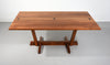 George Nakashima Conoid Dining Table in Walnut and Rosewood, 1970s - The Exchange Int