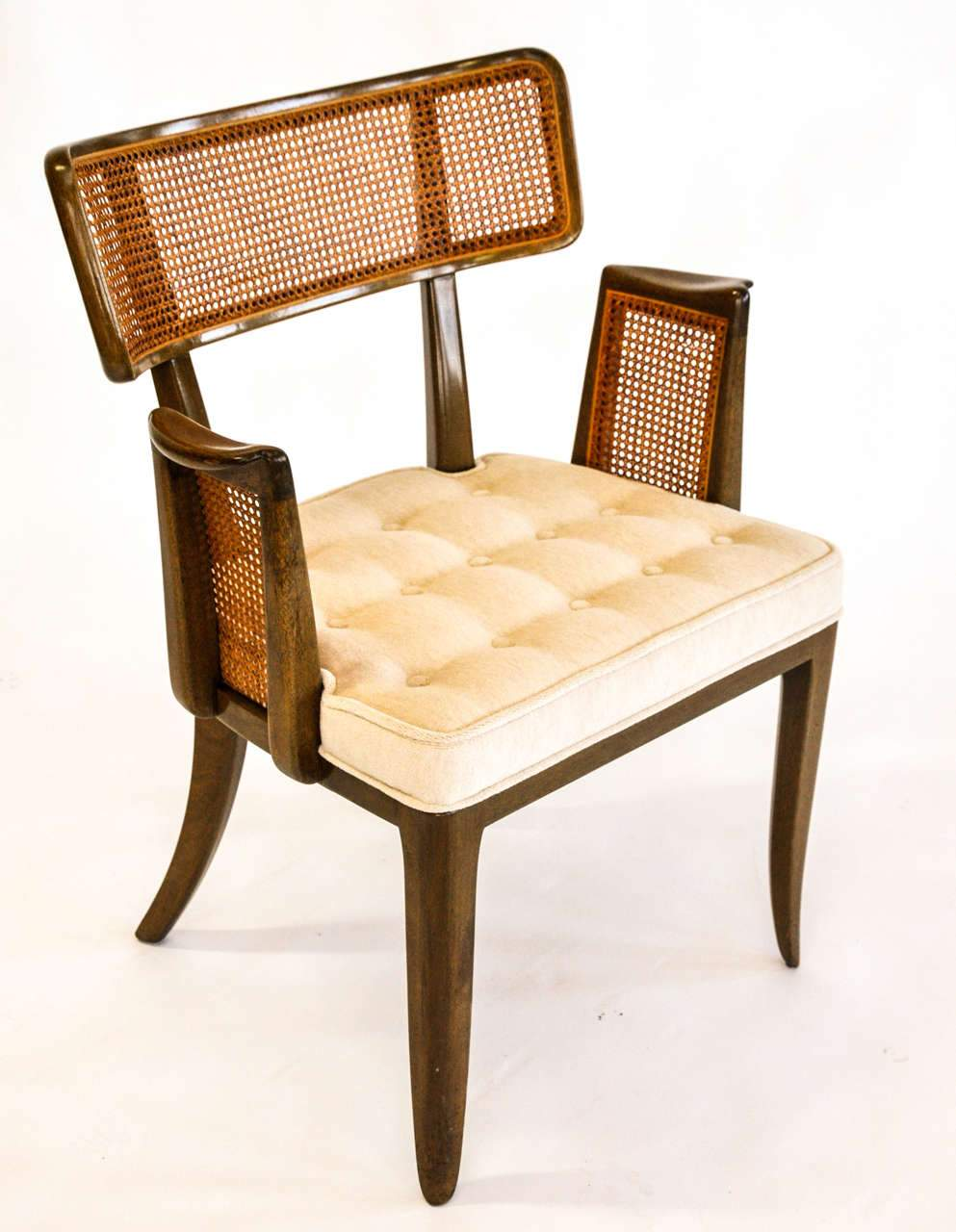 Set of 6 Dining Chairs by Edward Wormley for Dunbar, 1950s