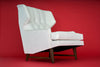 Wingback Lounge Chair circa 1960s