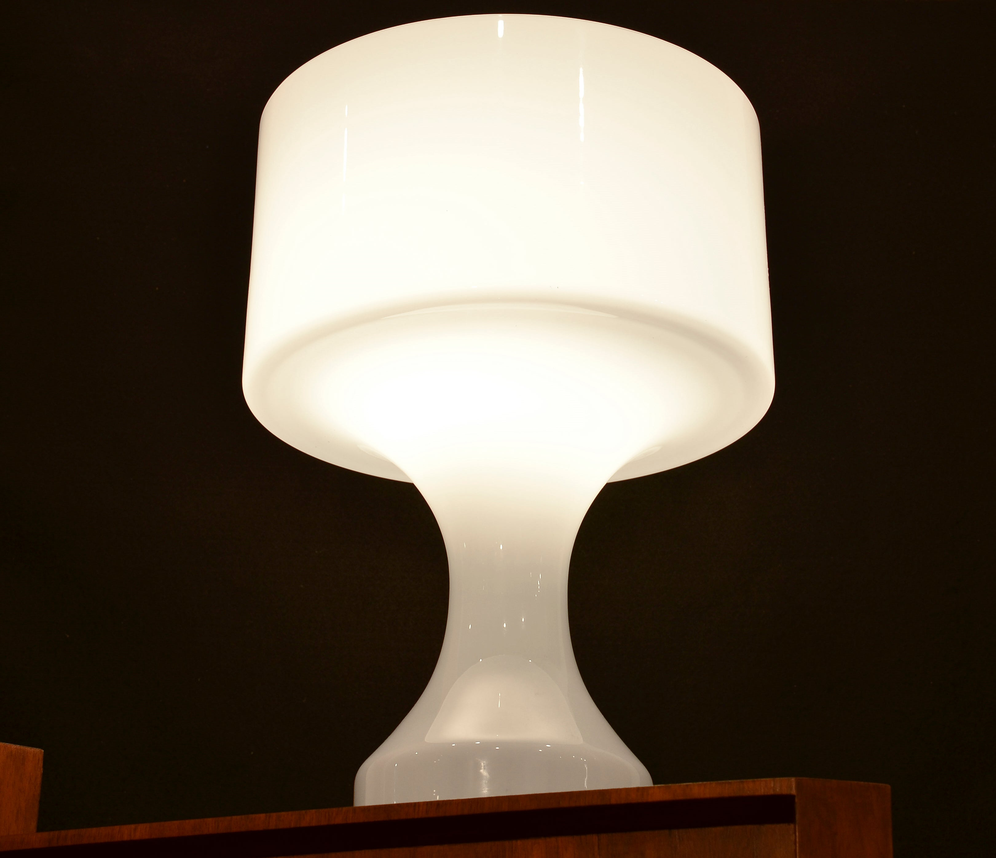 Enrico Capuzzo Sebenica Lamp for Vistosi, circa 1965