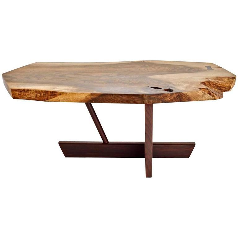 George Nakashima Minguren II Coffee Table Rosewood, 1978 - The Exchange Int