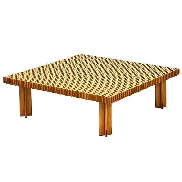 [SOLD] Gianfranco Frattini Kyoto Coffee Table by Knoll, 1974 - The Exchange Int