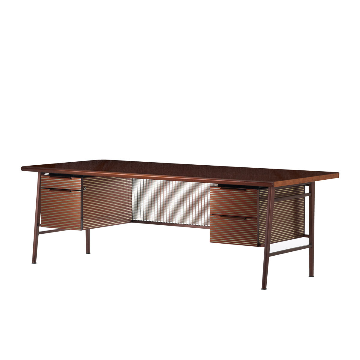 Gordon Bunshaft Desk for the Reynolds Metals Company - The Exchange Int