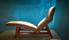 Harvey Probber Contour Chaise circa 1950's - The Space Detroit