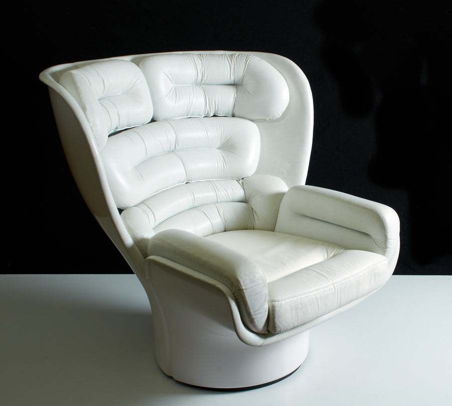 [SOLD] Joe Colombo 'Elda' Chair, circa 1960's
