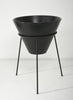 LaGardo Tackett Planter and Stand, Architectural Pottery Model S-04, 1960s - The Exchange Int