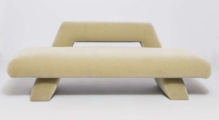 Mayan Sofa by Harvey Probber