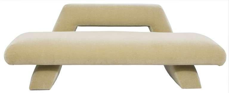"Mayan 90"" Sofa by Harvey Probber - The Exchange Int"
