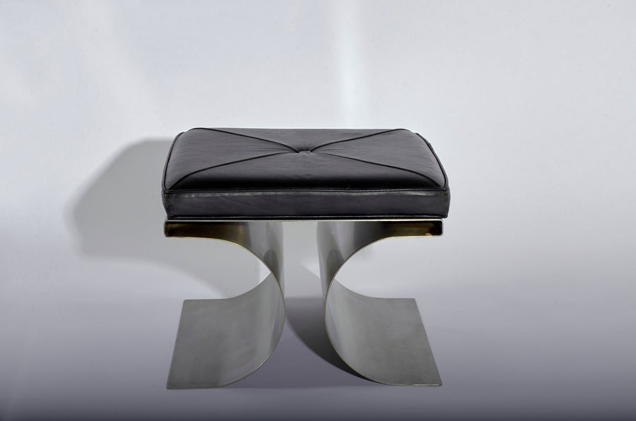 Michel Boyer X Stool, circa 1968