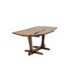 George Nakashima Conoid Table with Single Board Walnut Surface, 1983 - The Exchange Int
