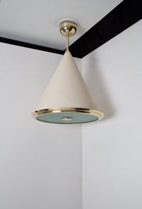 Paavo Tynell, Rare Set of Four Ceiling Lights, Taito Oy - The Exchange Int