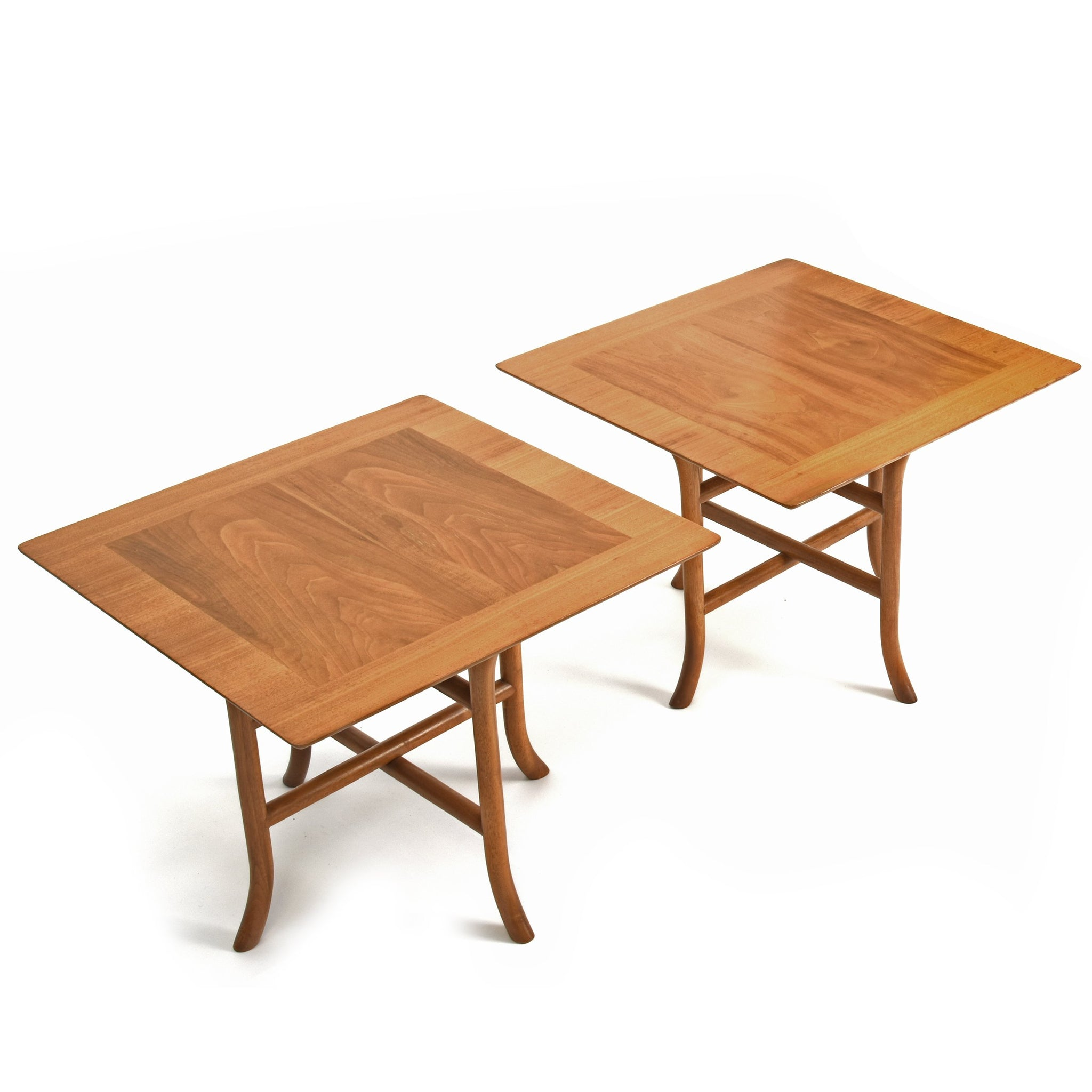 Pair of Occasional Side Tables by Terence Harold Robsjohn-Gibbings for Widdicomb, 1950s - The Exchange Int
