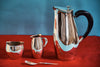 Robert King and John Van Koert for Towle Silversmiths 'Contour' Coffee or Tea Service, 1951 - The Space Detroit