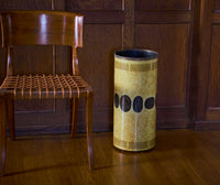 Piero Fornasetti Early Example Umbrella Stand, circa 1950's
