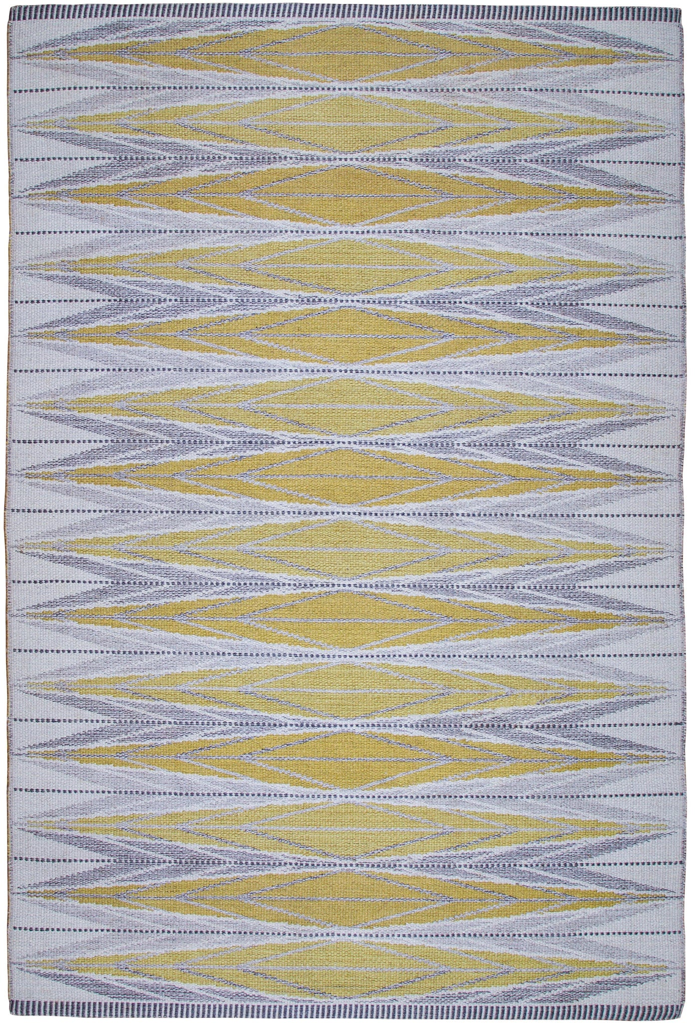 "[SOLD] Ingrid Dessau Carpet by Kasthall Ab, Sweden ""Sylarne"" 1950s - The Exchange Int"