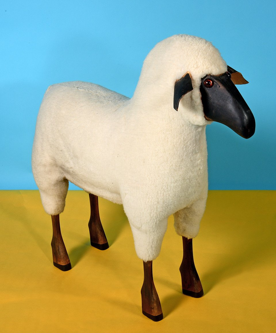 Hanns Peter Krafft Sheep for Meier Germany 1960s