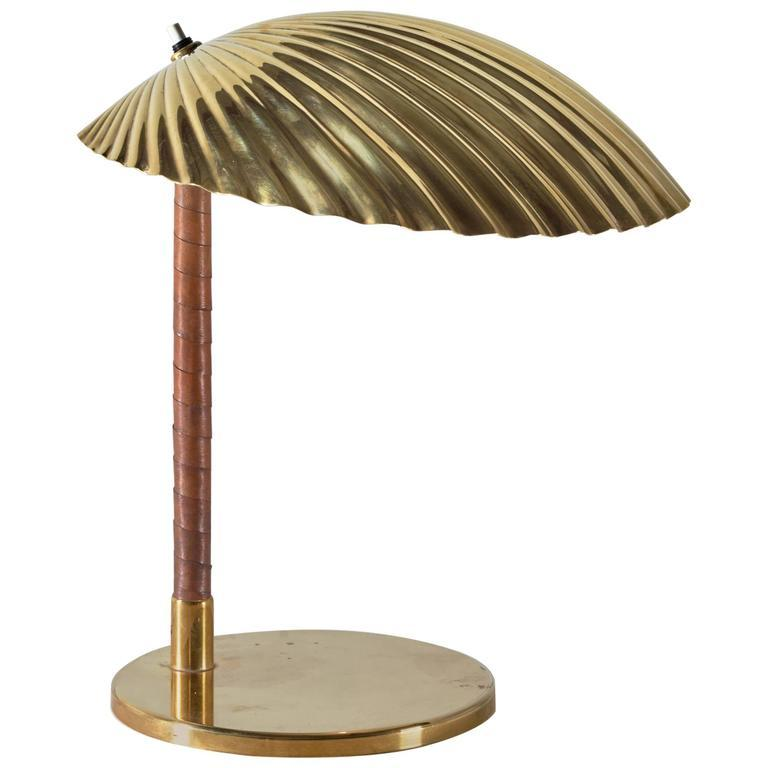 Paavo Tynell Desk Lamp for Taito Oy, 1940s - The Exchange Int