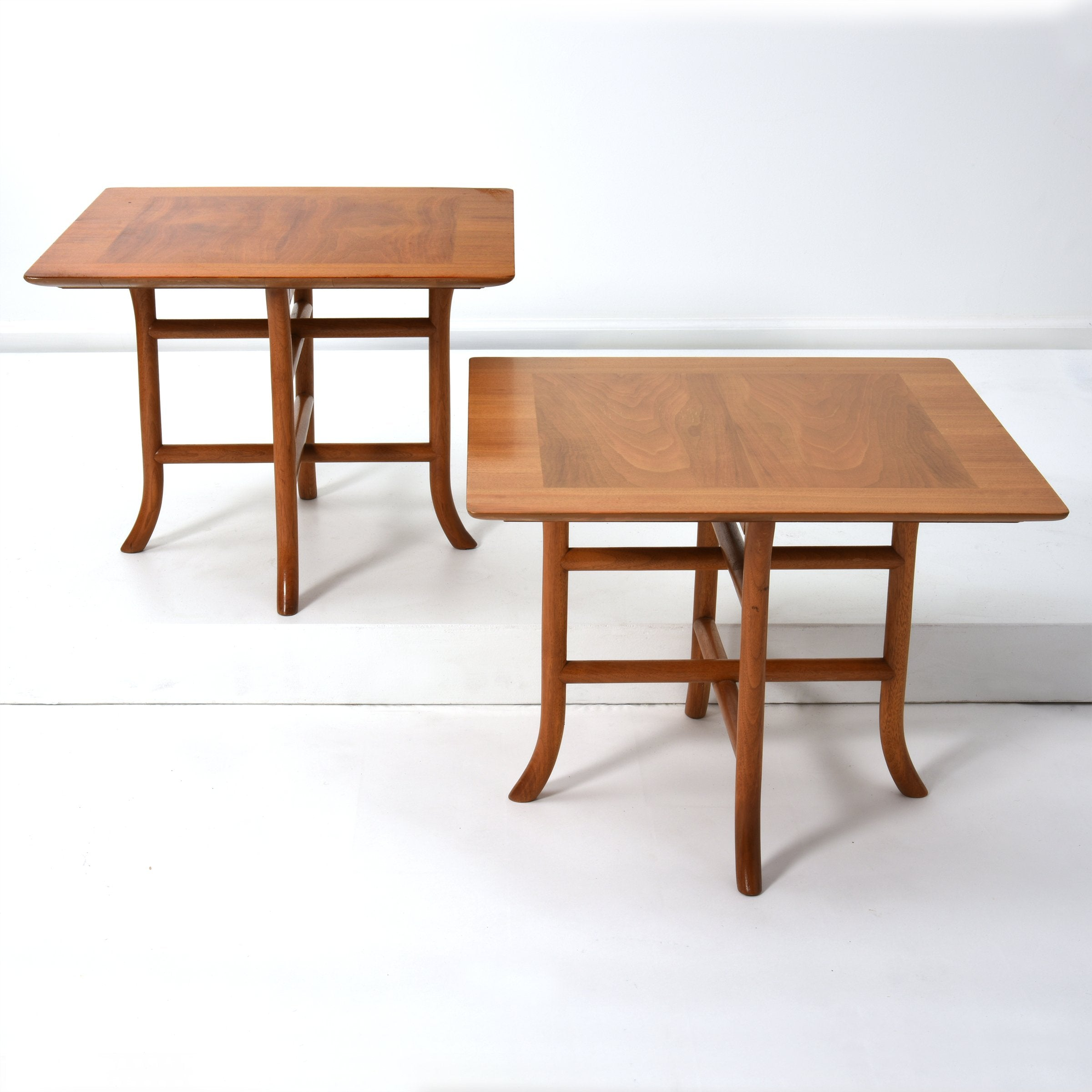 Pair of Occasional Side Tables by Terence Harold Robsjohn Gibbings for Widdicomb 1950s