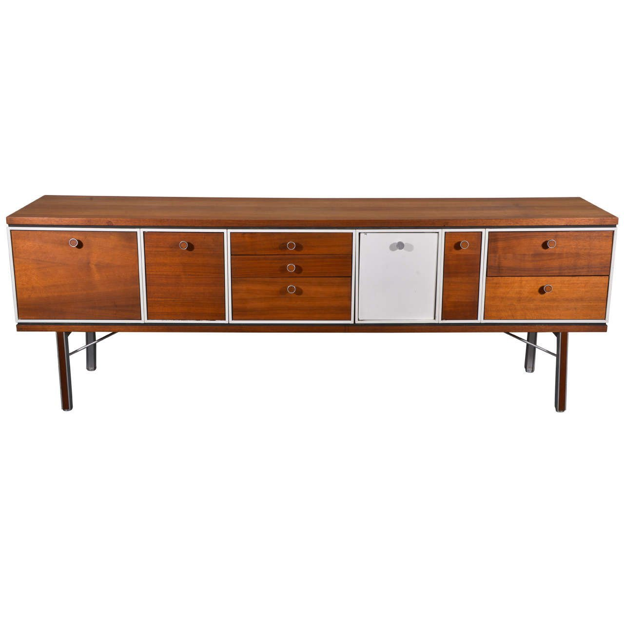 [SOLD] Rare Cabinet manufactured for the IBM Pavillion / NY Worlds Fair - The Exchange Int