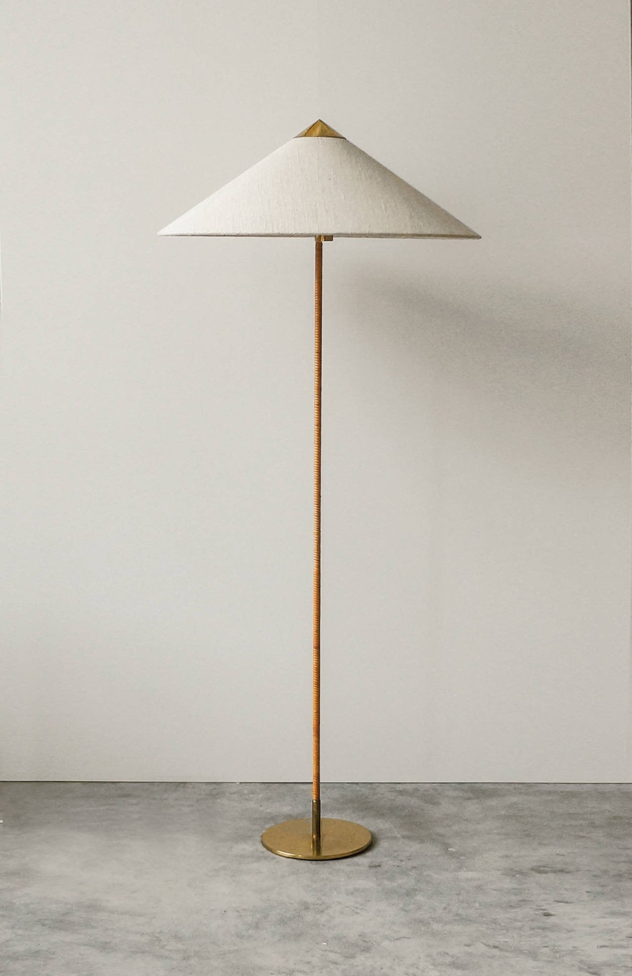 Paavo Tynell Floor Lamp for Taito Oy, Model 9602, 1940s