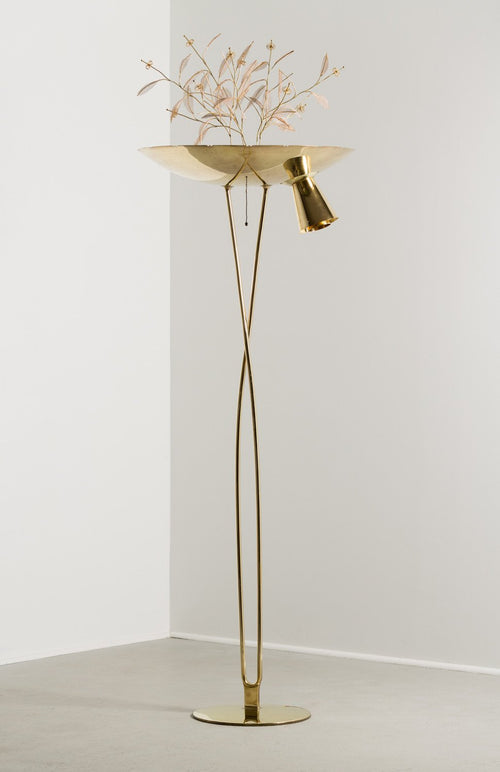 Paavo Tynell Floor Lamp, Model 10506 - The Exchange Int