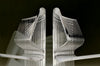 Verner Panton for Fritz Hansen Pair of Pantonova Chairs, circa 1971 - The Space Detroit