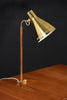 Paavo Tynell Table Lamp, Model 9224, Idman Oy, circa 1950s - The Exchange Int
