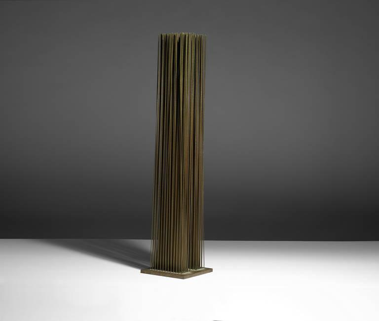 Harry Bertoia Sonambient Sculpture circa 1970